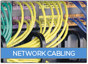 The Computer Cafe Business Network Cabling